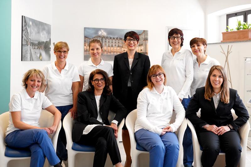 Staff-Studio Cemisa-Centro Medico-Torino