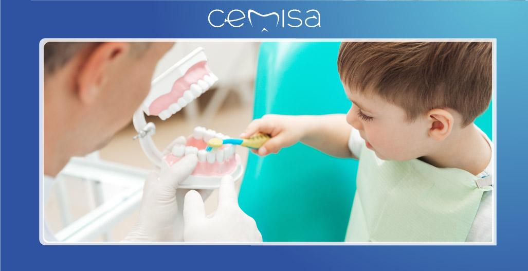 bravo dentista per bambini